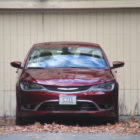 Chrysler 200 (2015-2017, second generation, on the street) photos