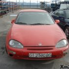 Mazda MX-3 (1991-1998, EC, first generation, on the streets) photos