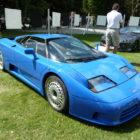 Bugatti EB110 (1991-1995, on the street) photos