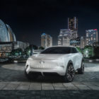 Infiniti QX Inspiration concept (2019) photos