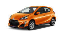 Toyota Prius C axed in the US for 2020 Toyota Corolla Hybrid