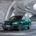 Audi SQ5 TDI (2019, Type FY, second generation) photos