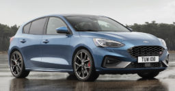 2019 Ford Focus ST: 276hp (206kW) hot hatch isn't coming to the US :(
