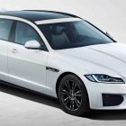 Jaguar XF Chequered Flag leads updates for 2019 model year