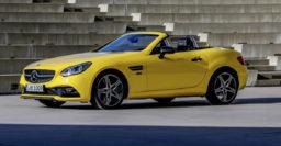 2020 Mercedes-Benz SLC Final Edition: Goodbye OG hardtop roadster