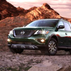 2019 Nissan Pathfinder Rock Creek adds offroader looks, no extra ability