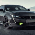 Peugeot 508 Sport Engineered concept: Plug-in hybrid for fun