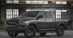 2019 Ram 1500 Classic Warlock: Mysterious name for a dress up pack