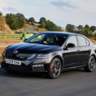 Skoda Octavia vRS Challenge (2019, Type 5E, 3rd gen, UK) photos