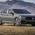 2019 Volkswagen Jetta GLI: Golf GTI sedan with a few R bits