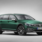 Volkswagen Passat Alltrack (2019 facelift, B8, Type 3G) photos