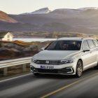 Volkswagen Passat GTE Variant (2019 facelift, B8, Type 3G) photos