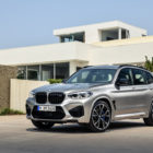 BMW X3 M Competition (2020, F97, third generation) photos