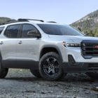 GMC Acadia AT4 (2020 facelift, second generation) photos