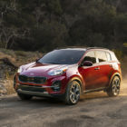 Kia Sportage (2020 facelift, QL, fourth generation, USA) photos
