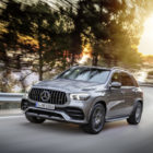 2020 Mercedes-AMG GLE53: Twin-turbo I6 with an electric compressor