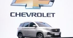 2019 Chevrolet Captiva: SUV reborn as a rebadged Baojun 530