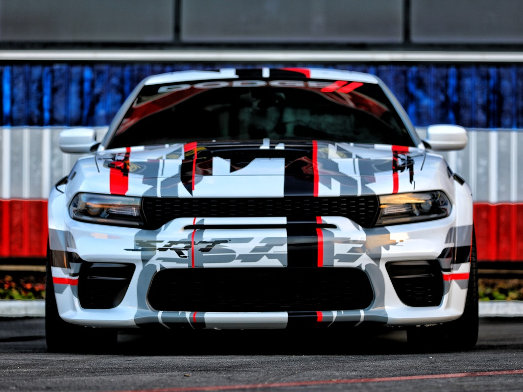 dodge widebody charger concept srt hellcat redeye previewed production scat pack commercial moparinsiders cars tease unveils could between introduce yes