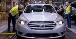 Ford Taurus production ends in the US, continues in China