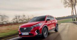 2019 Hyundai Tucson N-Line: Sportier looks for SUV
