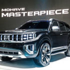 Kia Mohave Masterpiece previews new body on frame SUV