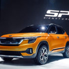 Kia SP Signature concept previews subcompact SUV