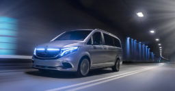 2020 Mercedes-Benz EQV: Electric minivan previewed by concept car