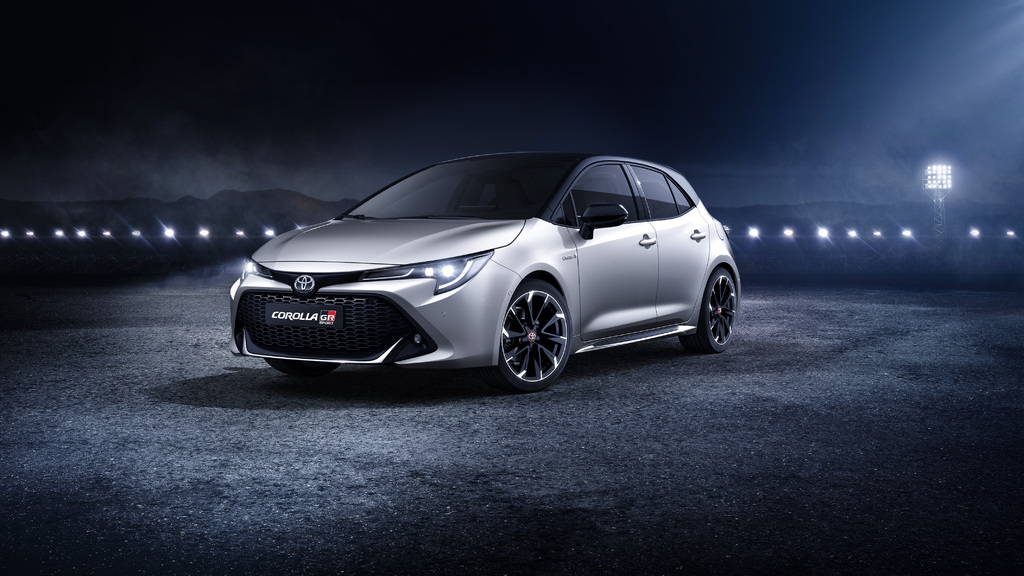 2020 Toyota Corolla Gr Sport Hybrid Hatch Given An
