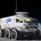Toyota JAXA Moon Rover concept (2019) photos