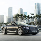 Bentley Continental GT V8 convertible (2020, third generation) photos