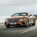 Bentley Continental GT V8 coupe (2020, third generation) photos