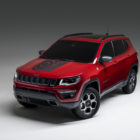 Jeep Compass Plug-in Hybrid (2019, MP552, second generation, EU) photos