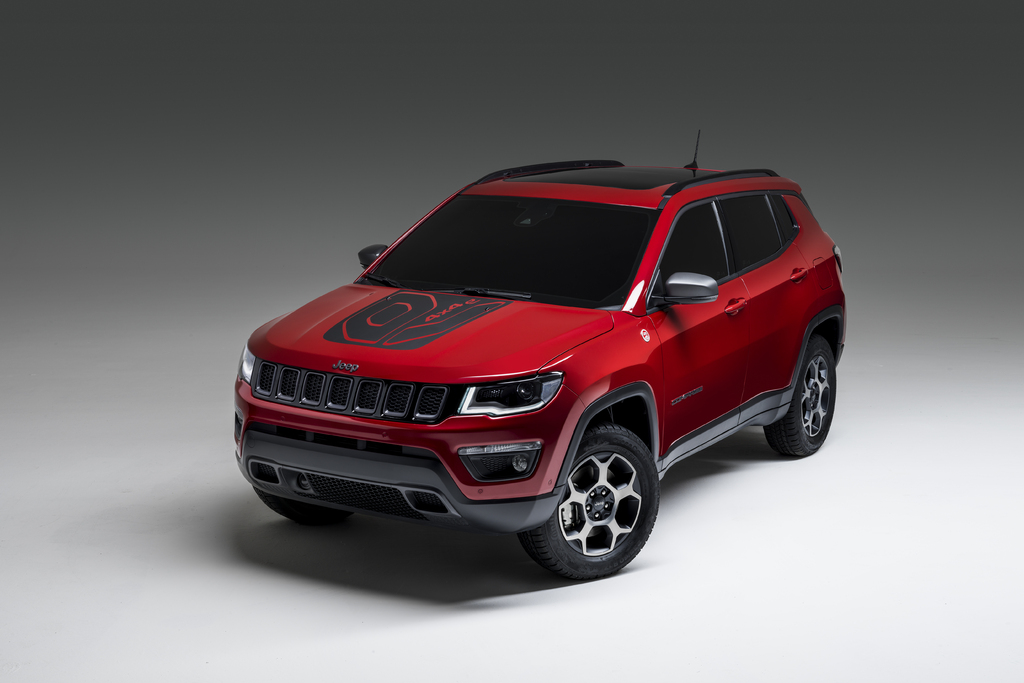 Jeep Compass Plug-in Hybrid (2019, MP552, 2nd generation ...