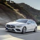 Mercedes-Benz CLA Shooting Brake (2020, X118, 2nd generation) photos
