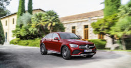 2020 Mercedes-Benz GLC Coupe facelift: New engines & MBUX