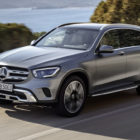 2020 Mercedes-Benz GLC facelift: New lights, engines, and MBUX