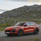 Porsche Cayenne Coupe (2020, third generation) photos