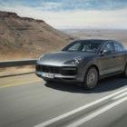 Porsche Cayenne Coupe Turbo (2020, third generation) photos