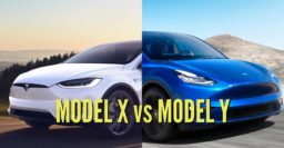 2020 Tesla Model Y vs Model X: Differences compared side by side