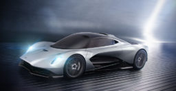 Aston Martin AM-RB003: Mid-engine hypercar will be limited to 500 cars