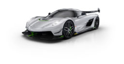 Koenigsegg Jesko: Crazy huge wing, huge power, Lightspeed transmission