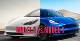 2020 Tesla Model Y vs Model 3: Differences compared side by side