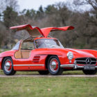Mercedes-Benz 300SL Gullwing (1954, W198) photos
