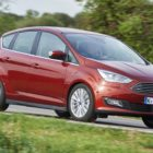 Ford C-Max (2015 facelift, C344, second generation, UK) photos