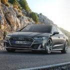 Audi S7 Sportback TDI (2019, Type 4K8, second generation, EU) photos