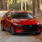 Mazda 3 hatch (2019, BP, fourth generation, USA) photos