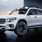 2020 Mercedes-Benz GLB: A-Class SUV only a little smaller than GLC