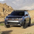Volkswagen Atlas Basecamp concept (2019, first generation) photos