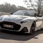 Aston Martin DBS Superleggera Volante (2020, DB11) photos
