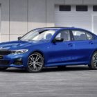 2019 BMW 3-Series Li: Long wheelbase model just for China